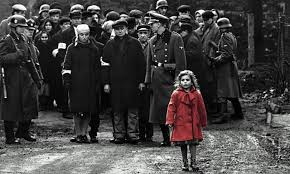 red dress Schindler's list